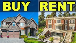 Download Which is Cheaper: BUYING or RENTING a house? (DEBUNKED) Video
