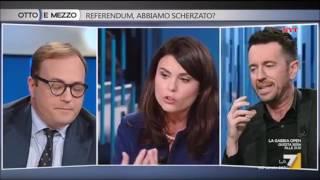 Download SCANZI E CERNO TRITURANO LA BONAFE' ...CACIARA A OTTO E MEZZO Video