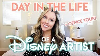 Download DAY IN THE LIFE OF A DISNEY ARTIST Video
