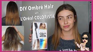 Download DIY Ombré Hair at Home with L'Oréal COLORISTA | v e r a Video
