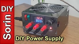 Download DIY - Lab Bench Power Supply Video