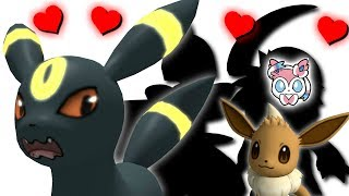 Download Umbreon's trouble - Eevee's family #2 - 3D Animation Video