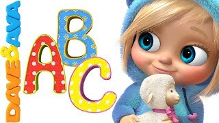 Download 🚂 ABC Song | ABC Songs for Kids | Nursery Rhymes and Kids Songs from Dave and Ava🚂 Video