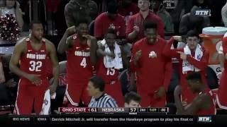 Download Ohio State Nebraska - Men's Basketball Highlights Video