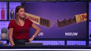 Download Toblerone eten: je deed het al die tijd verkeerd! - RTL LATE NIGHT Video