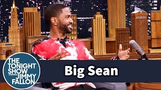 Download Big Sean Recalls His First Trip to SNL with Kanye West Video