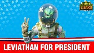 Download VOTING FOR A FORTNITE PRESIDENT! Fortnite Short Film Video