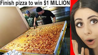 Download Crazy FOOD Challenges that could make you RICH Video