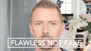 Download LOOK FLAWLESS - NOT FAKE - MAKEUP TUTORIAL (Beginner Friendly) Video