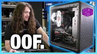 Download Cooler Master Q500L Case Review: We Tried to Make It Good Video