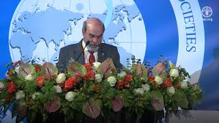 Download FAO Director-General speech at 15th World Congress of Chinese Medicine Video