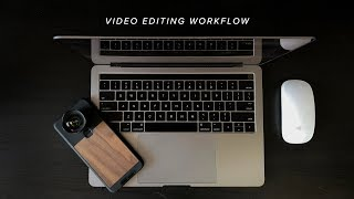 Download Video Editing Workflow For Beginners | Adobe Premier Pro + Mobile Video Video