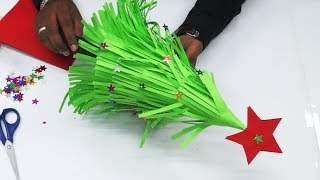 Download How to Make an Easy Paper Christmas Tree | DIY Origami Christmas Crafts Video