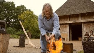 Download Medieval Iron Production in Holland Thijs van de Manakker - smelting ore Video