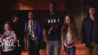 Download Kids United - Sur Ma Route - En duo avec Black M (Lyrics Video - Officiel) Video