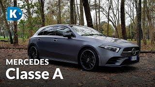 Download Mercedes Classe A 200 2018   Meglio BENZINA o DIESEL? Test del 1.3 benzina da 163 CV! Video