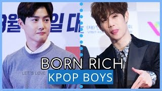 Download 17 Kpop BOYS Born in RICH FAMILIES Video