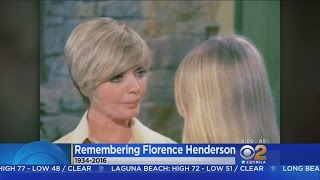 Download 'The Brady Bunch' Matriarch Florence Henderson Dies At 82 Video