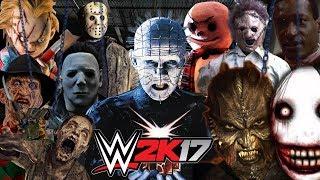 Download HORROR MOVIE | Royal Rumble WWE 2K17 Video