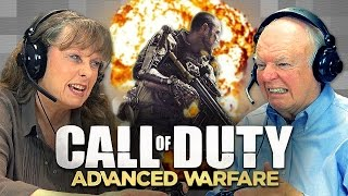 Download CALL OF DUTY: Advanced Warfare (Elders React: Gaming) Video