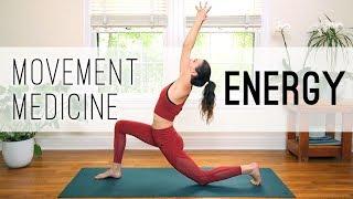 Download Movement Medicine - Energy Practice - Yoga With Adriene Video
