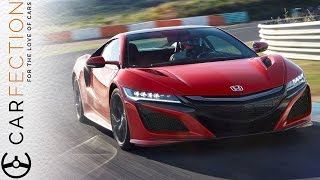 Download 2017 Honda NSX: Budget Hypercar? - Carfection Video