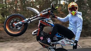 Download Supermoto Autumn Session 2018 - NaughtyRiders Video