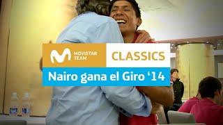 Download El día más feliz de Nairo Quintana y Movistar Team Video