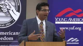 Download D'Souza at Liberty University: The Dangers of Radical Islam Video