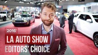 Download LA Auto Show 2016: Roadshow editors choose their favorites Video