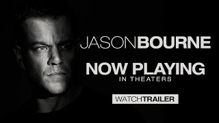 Download Jason Bourne - Official Trailer (HD) Video