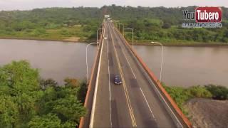 Download El Salvador Puente Cuscatlán en Drone Video