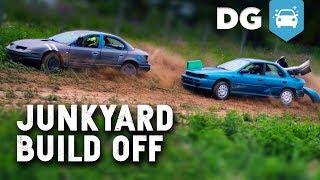Download Junkyard Build Off & Thrash Race! (ft. Shifted Interests) Video