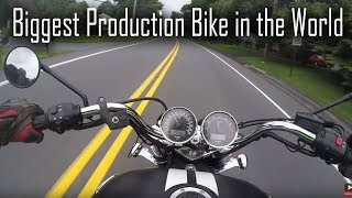 Download Biggest Production bike (2.3 liters) and how it feels Video
