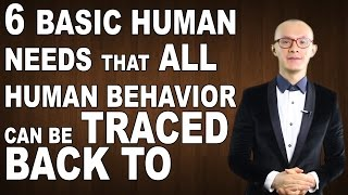 Download 6 Basic Human Needs That All Human Behavior Can Be Traced Back to Video