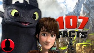 Download 107 How To Train Your Dragon Facts YOU Should Know! - (Tooned Up #259) | ChannelFrederator Video