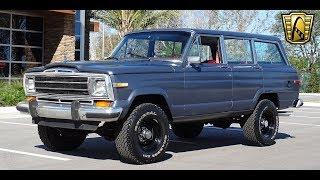 Download 1986 Jeep Grand Wagoneer Gateway Orlando #1075 Video