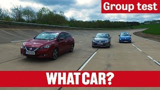 Download Nissan Leaf vs Volkswagen e-Golf vs Renault Zoe – what's the best electric car in 2018? | What Car? Video