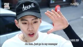 Download [ENG] AOMG SNL KR Jay Park Diss Cut Video