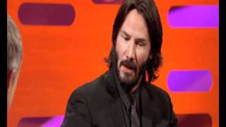 Download Keanu Reeves' Motorbike Accident - The Graham Norton Show - Series 8 Episode 10, preview - BBC One Video