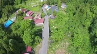 Download ドキュメンタリー映画「ニッポン国 古屋敷村」の現在を空撮する(山形県上山市) Video