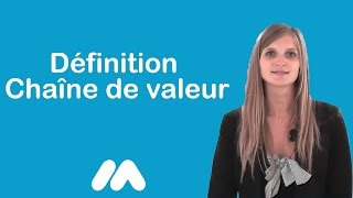 Download Définition Chaîne de valeur - Vidéos formation - Tutoriel vidéos - Market Academy par Sophie Rocco Video