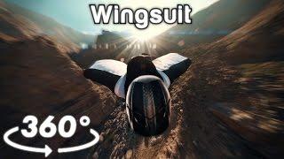 Download Wingsuit 360º Experience - Graham Dickinson | Dubai Video