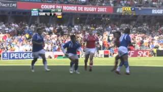 Download Rugby 2007. Pool A. Samoa v Tonga Video