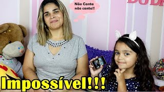 Download TENTE NÃO CANTAR E NEM DANÇAR Video
