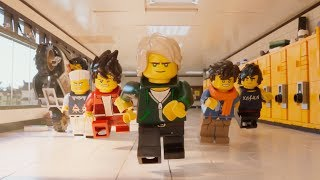 Download The LEGO NINJAGO Movie - Trailer 2 [HD] Video