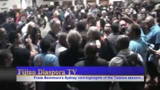 Download Frank Bainimarama Talanoa event in Sydney....some highlights Video