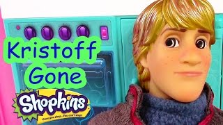 Download Disney Frozen Kristoff Gone Shopkins Crazy Princess Anna Barbie Doll House Drama Video
