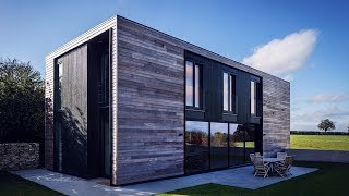 Download 6 Great Small Prefab Homes | WATCH NOW ! Video