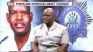 Download Lt Gen Phahlane dismisses corruption allegations Video